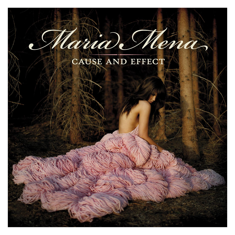 Maria Mena - Cause And Effect album cover