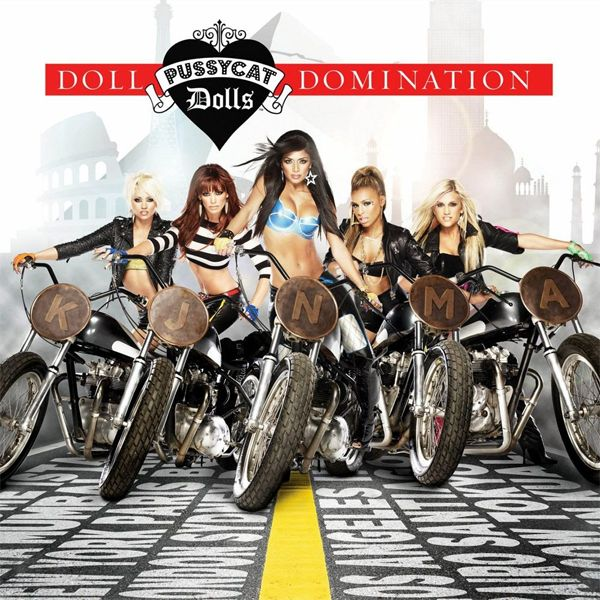 The Pussycat Dolls - Doll Domination album cover