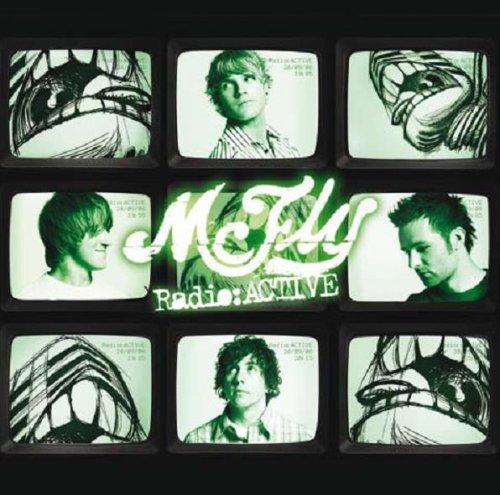 McFly - Radio Active album cover