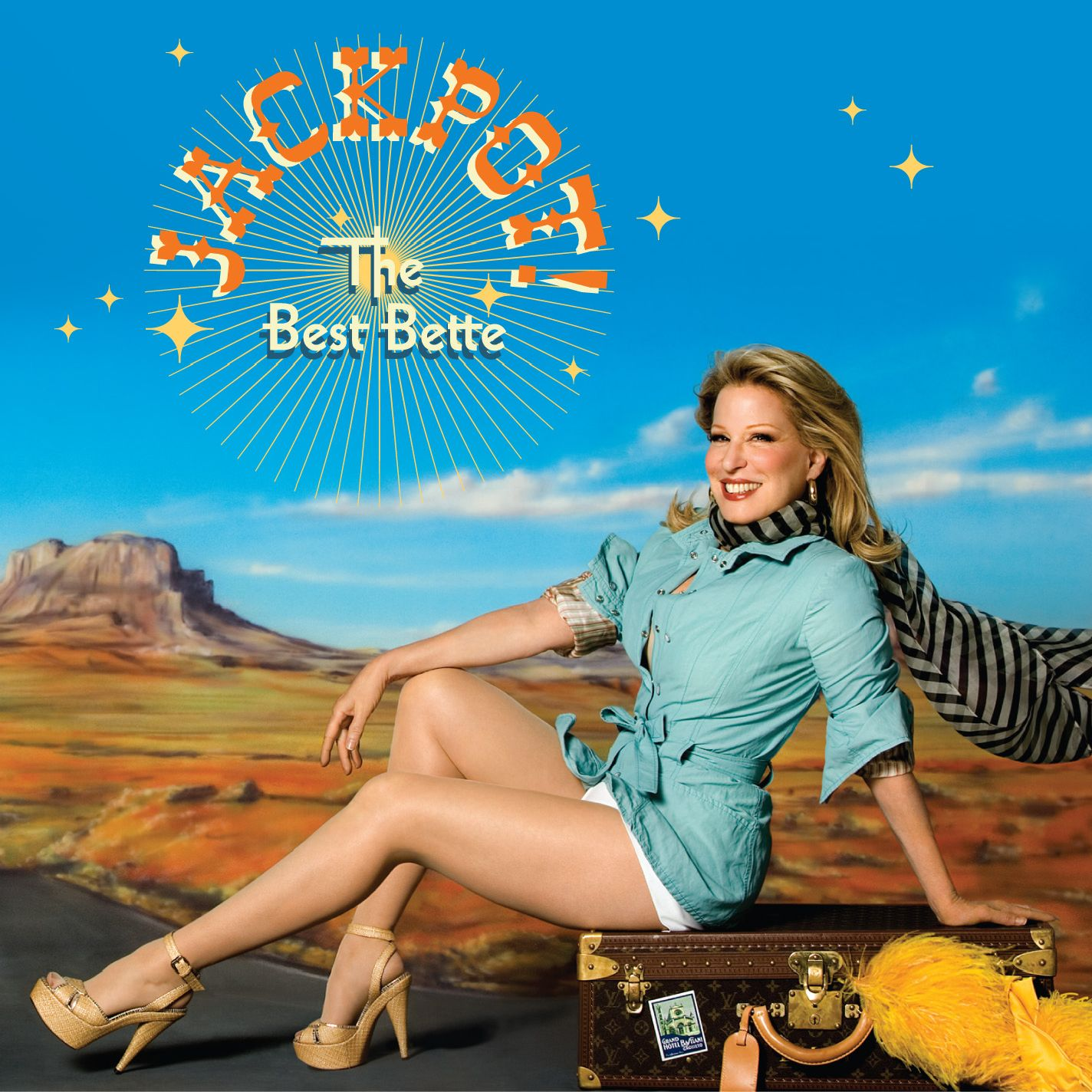 Bette Midler - Jackpot: The Best Bette album cover