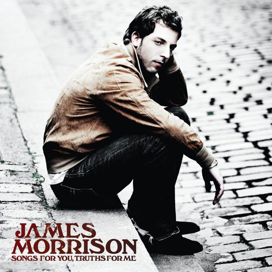 James Morrison - Songs For You, Truths For Me album cover