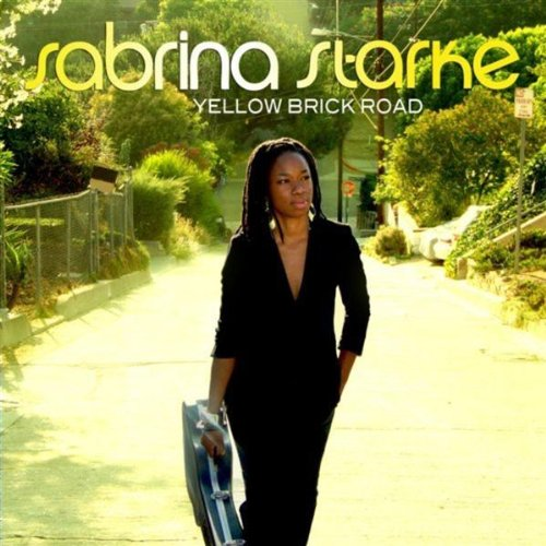 Sabrina Starke - Yellow Brick Road album cover