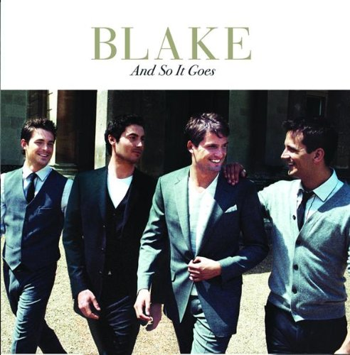 Blake - And So It Goes album cover