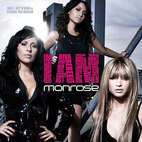 Monrose - I Am album cover