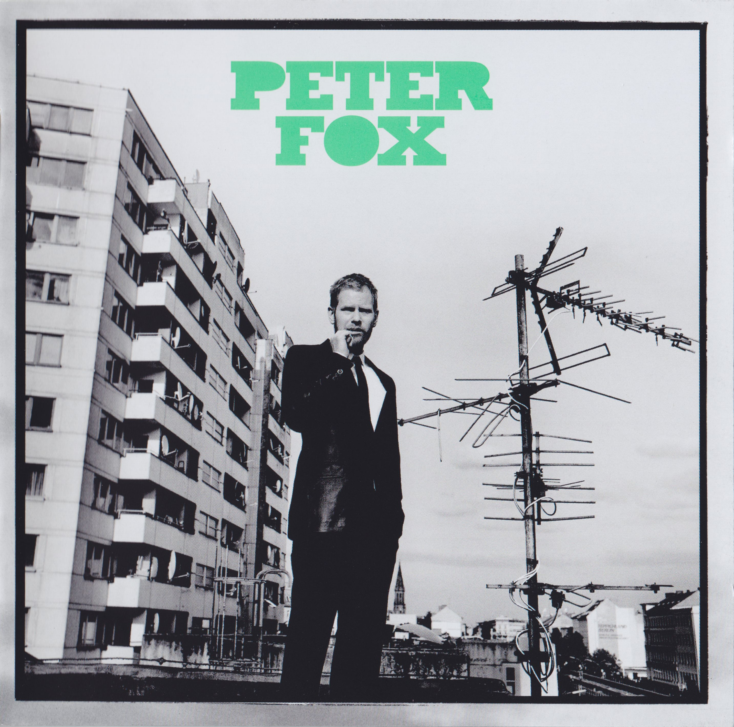 Peter Fox - Stadtaffe album cover