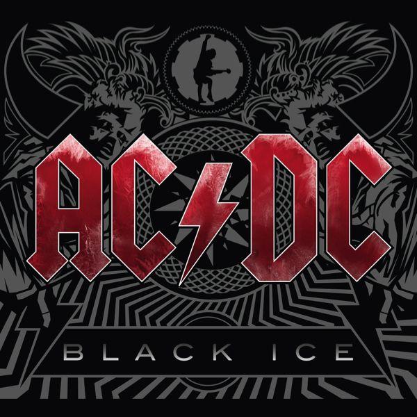 AC/DC - Black Ice album cover