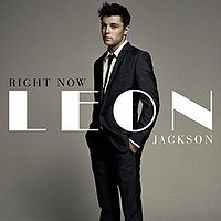 Leon Jackson - Right Now album cover