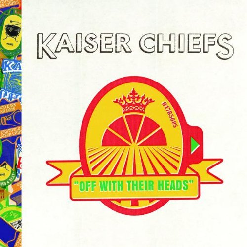 Kaiser Chiefs - Off With Their Heads album cover