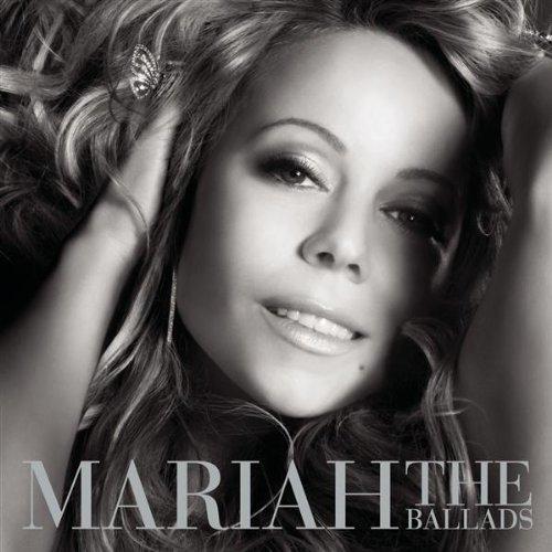 Mariah Carey - The Ballads album cover