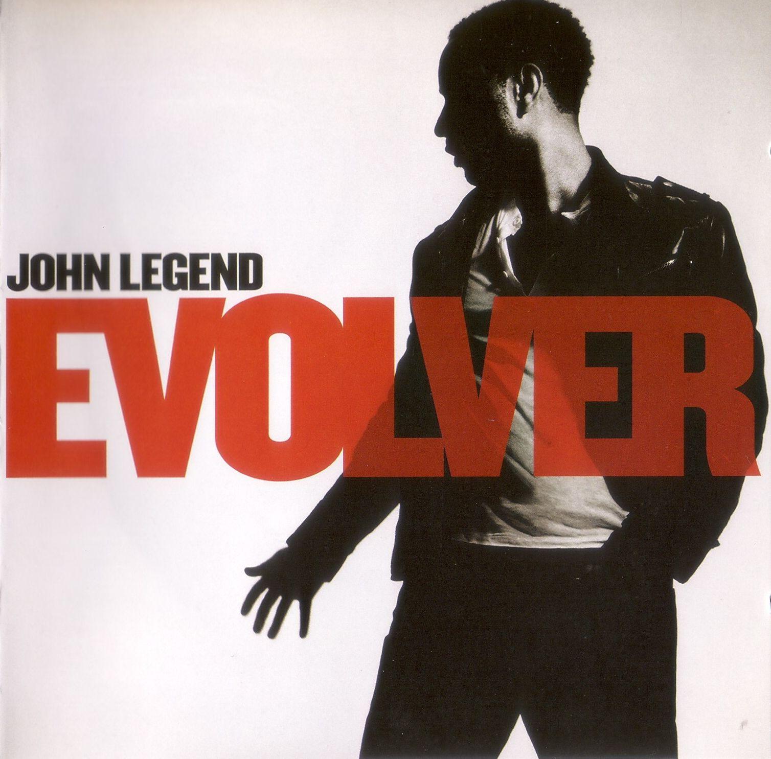 John Legend - Evolver album cover
