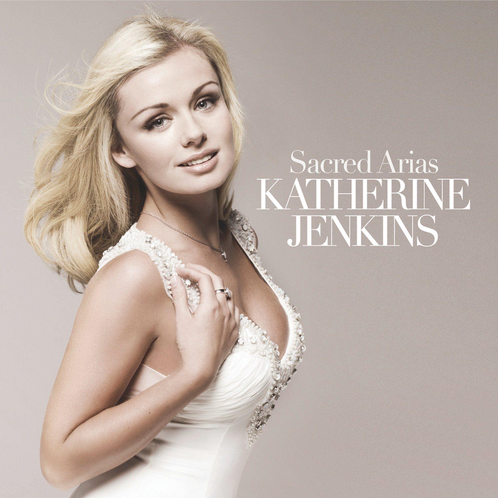 Katherine Jenkins - Sacred Arias album cover