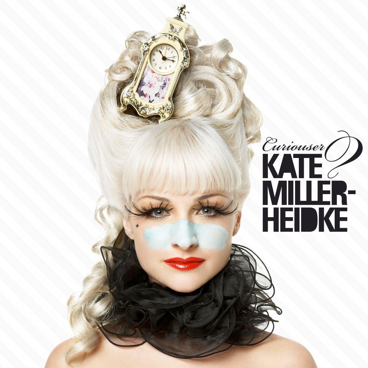 Kate Miller-heidke - Curiouser album cover