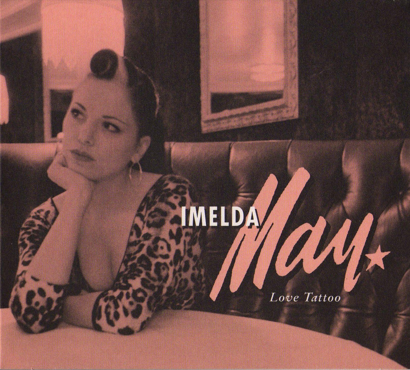 Imelda May - Love Tattoo album cover