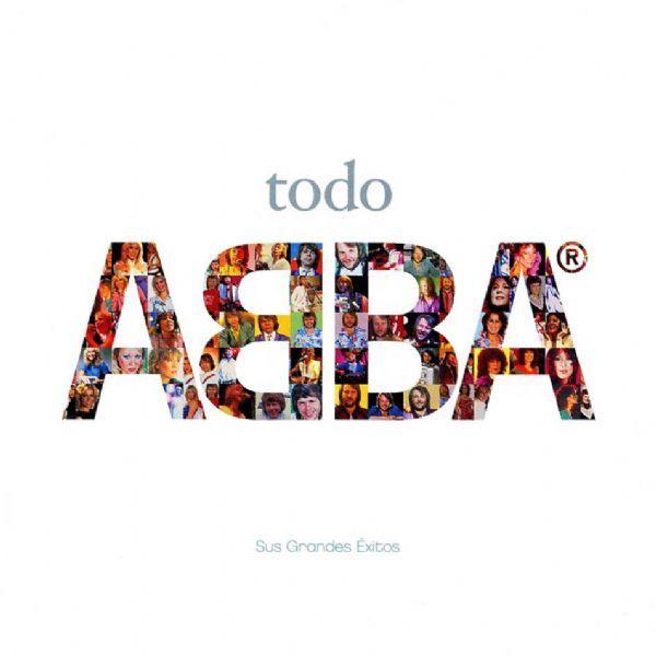 ABBA - Todo Abba album cover