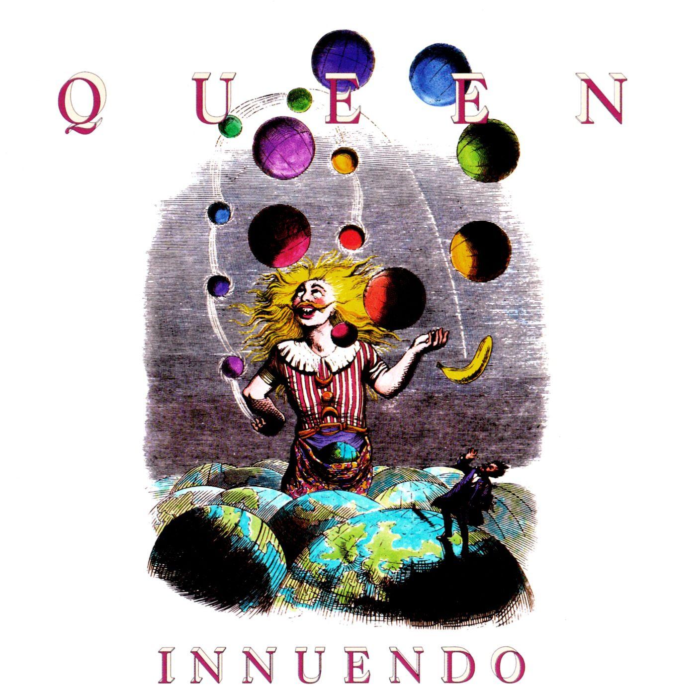 Queen - Innuendo album cover