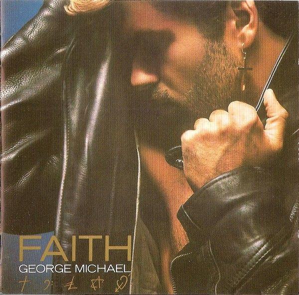 George Michael - Faith album cover