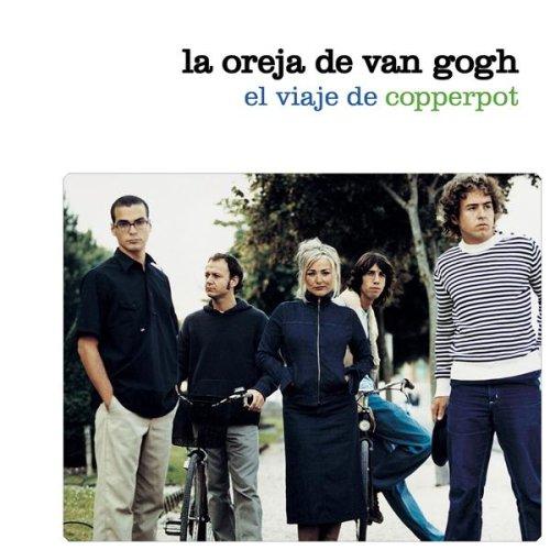 La Oreja De Van Gogh - El Viaje De Copperpot album cover