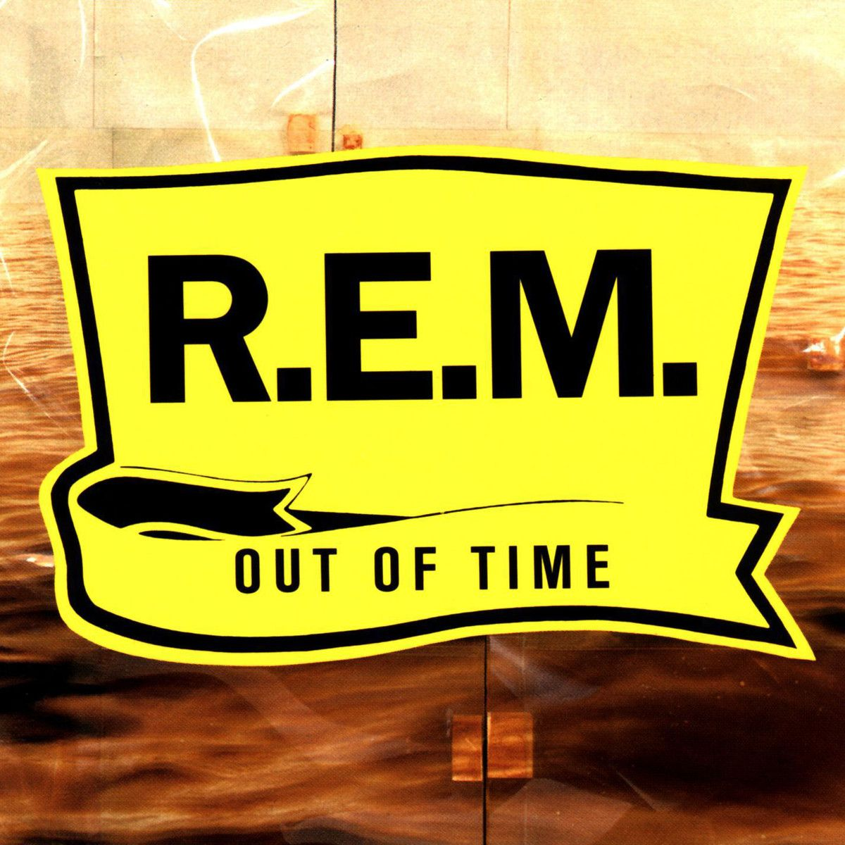 R.E.M. - Out Of Time album cover