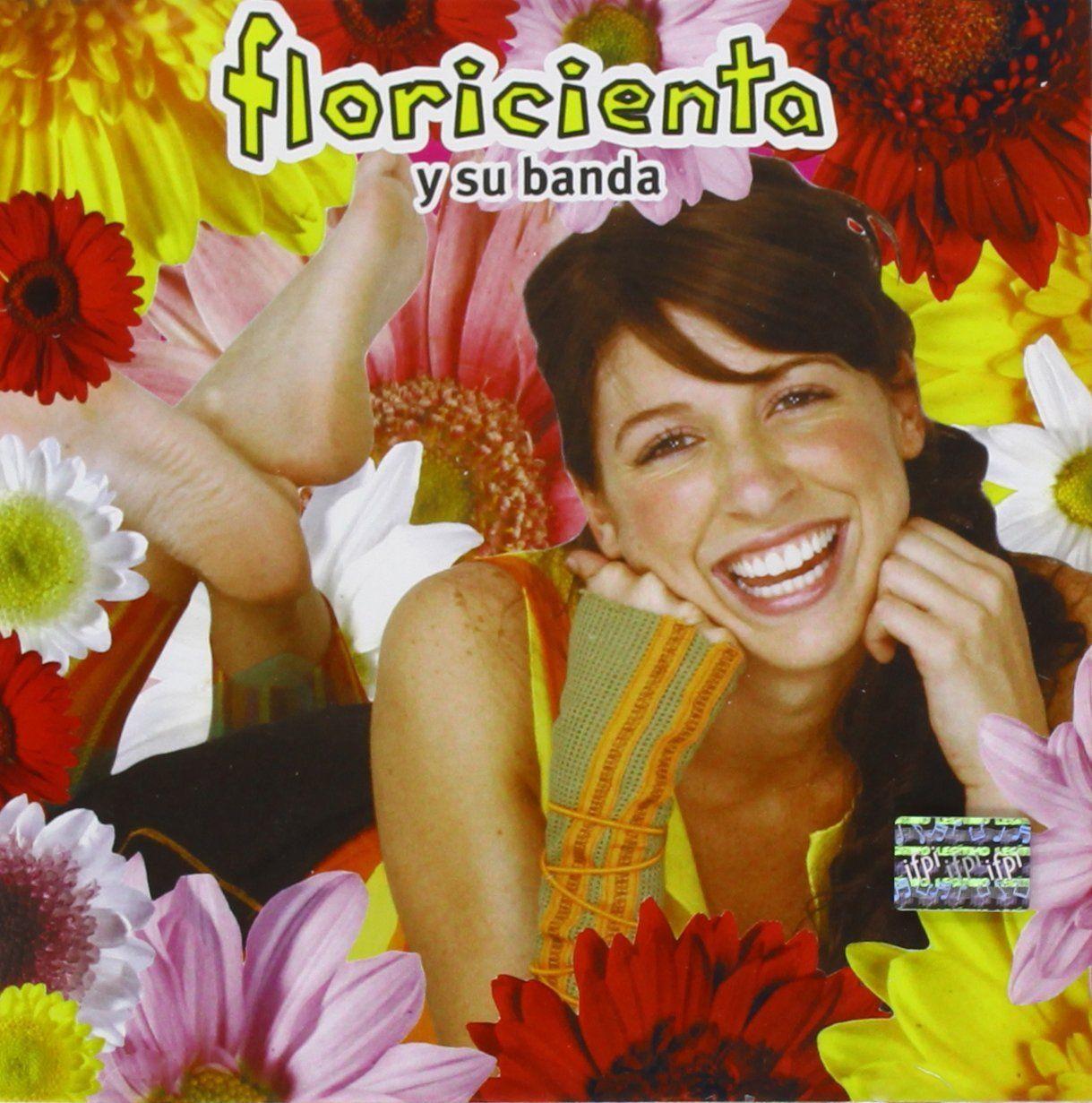 Floricienta - Floricienta Y Su Banda album cover