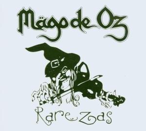 Mägo De Oz - Rarezas album cover