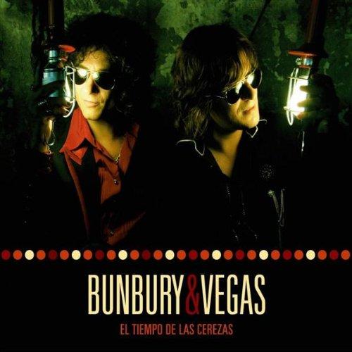 Bunbury - El Tiempo De Las Cerezas album cover