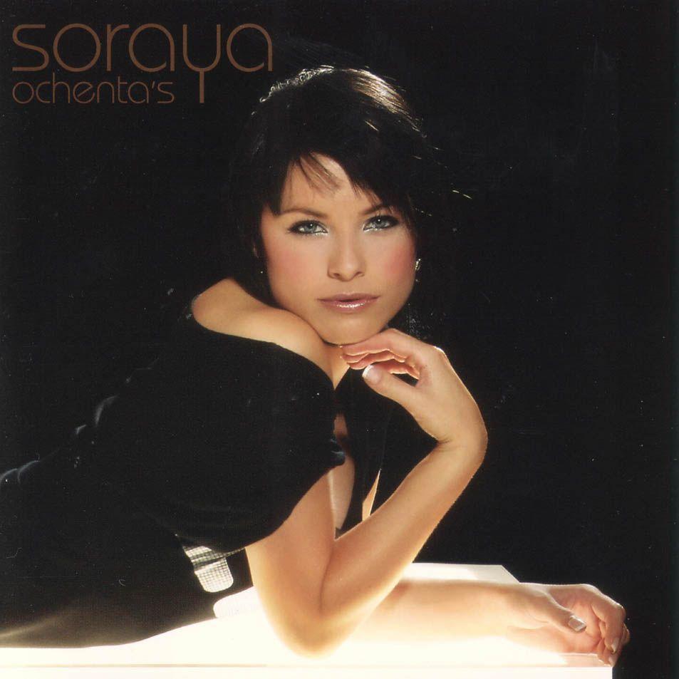Soraya - Ochenta's album cover