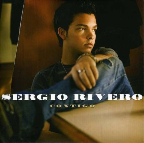 Sergio Rivero - Contigo album cover