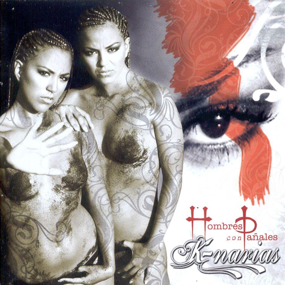 K-Narias - Hombres Con Pañales album cover