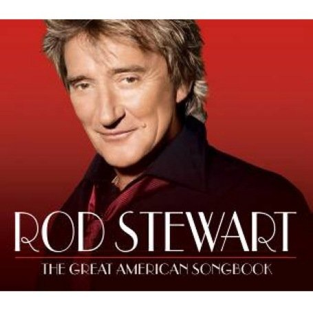 Rod Stewart - The Complete Great American Songbook 1-4 album cover