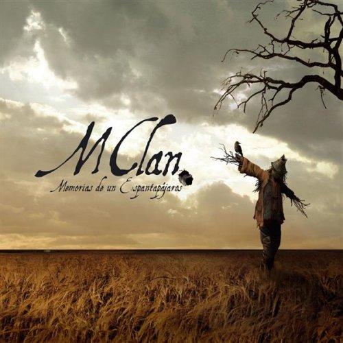 M-Clan - Memorias De Un Espantapájaros album cover