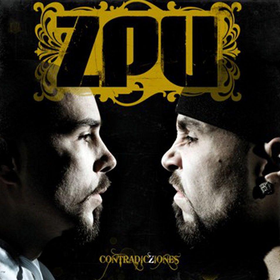 Zpu - Contradicziones album cover