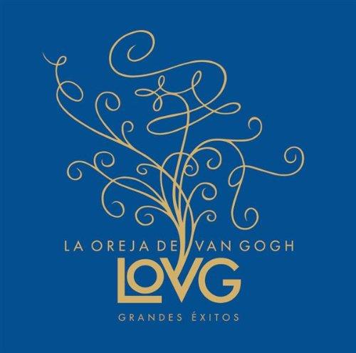 La Oreja De Van Gogh - Lovg - Grandes éxitos album cover