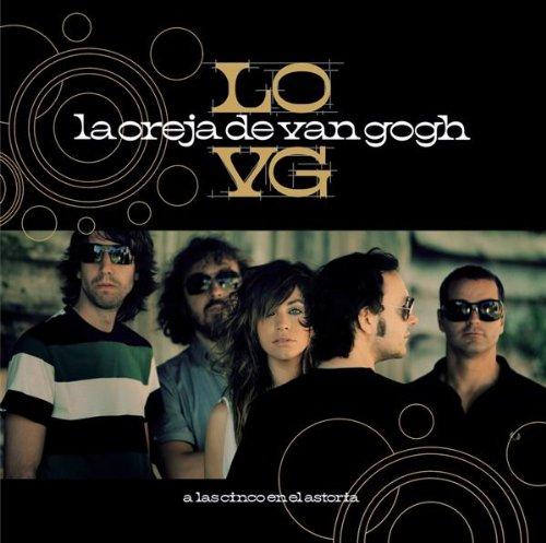 La Oreja De Van Gogh - A Las Cinco En El Astoria album cover
