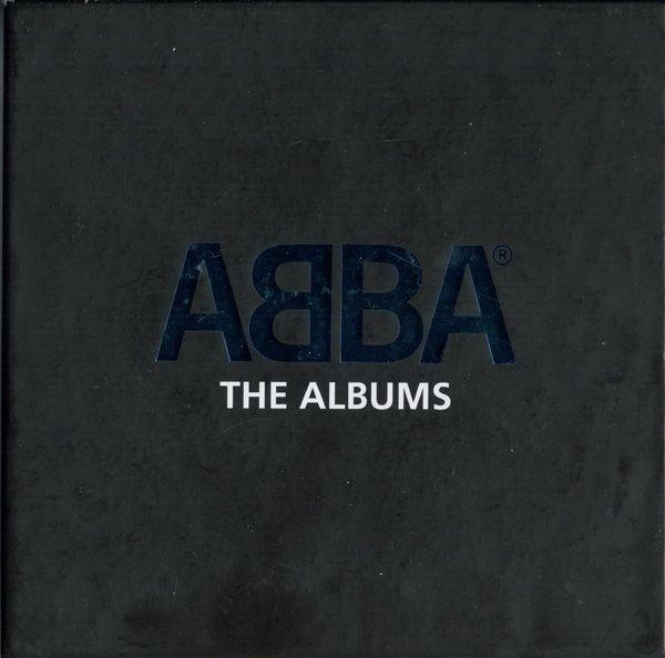 ABBA - The Albums album cover