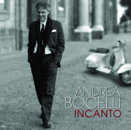 Andrea Bocelli - Incanto album cover