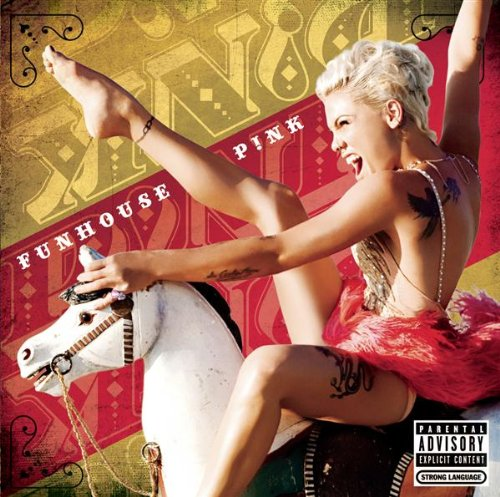 P!nk - Funhouse album cover