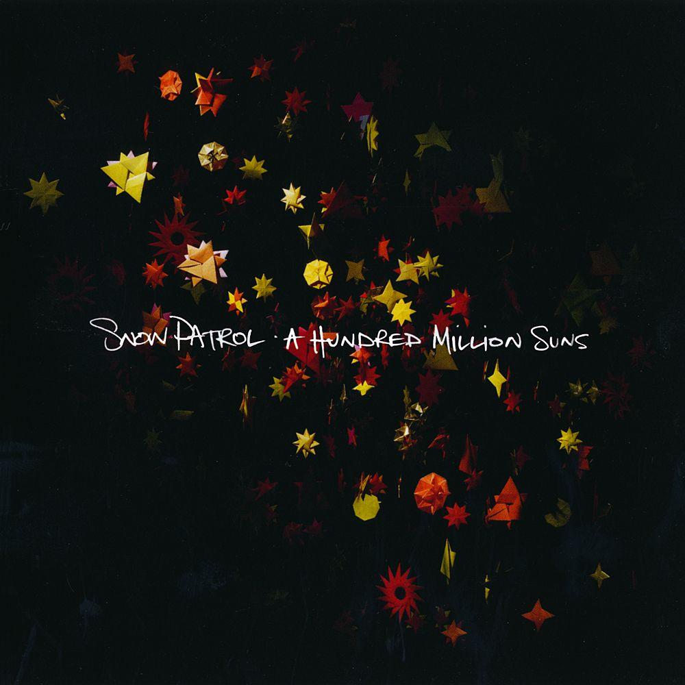 Snow Patrol - A Hundred Million Suns album cover