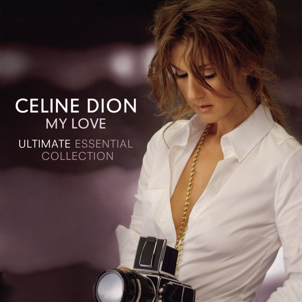 Celine Dion - My Love: Essential Collection album cover