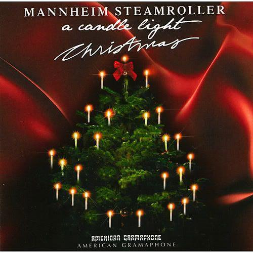 Mannheim Steamroller - A Candlelight Christmas album cover