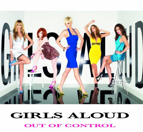 Girls Aloud - Out Of Control album cover