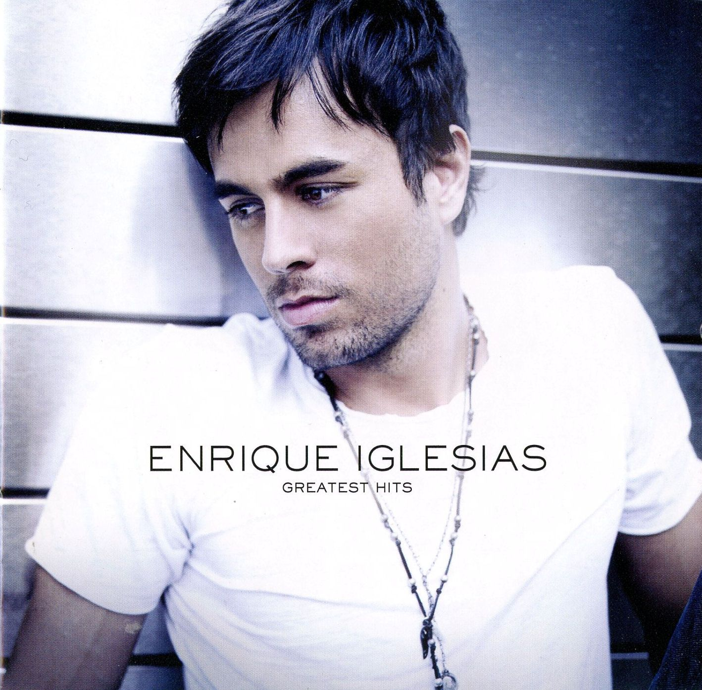 Enrique Iglesias - Greatest Hits album cover