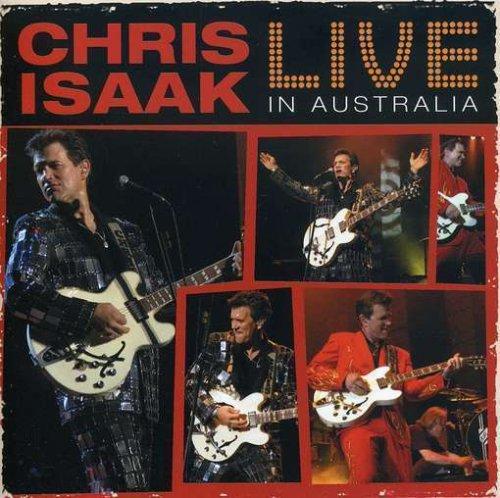 Chris Isaak - Live In Australia album cover