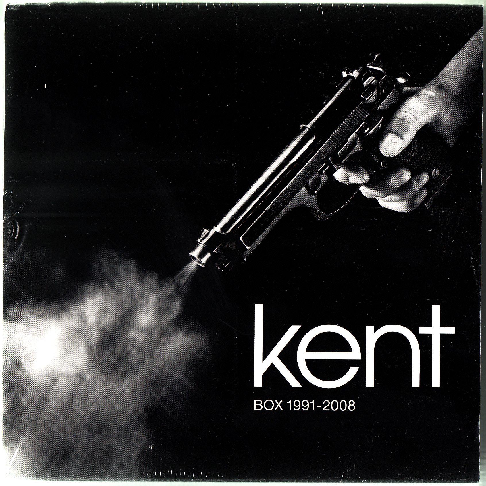 Kent - Kent Box 1991-2008 album cover
