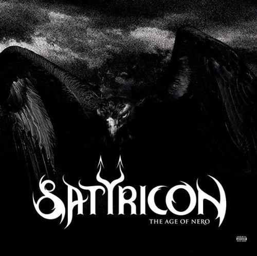 Satyricon - The Age Of Nero album cover
