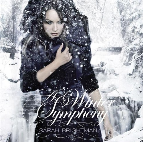 Sarah Brightman - A Winter Symphony album cover