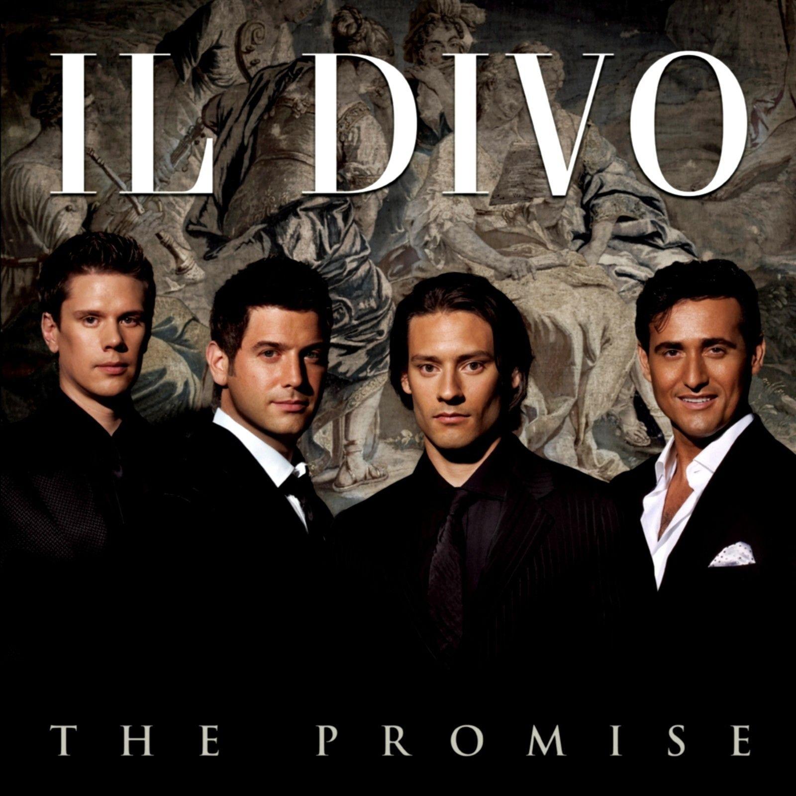 Il Divo - The Promise album cover