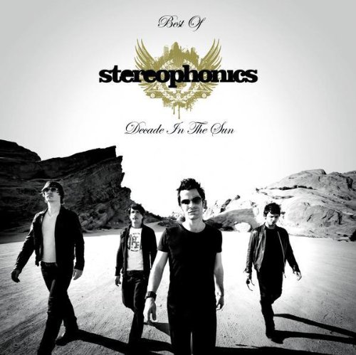 Stereophonics - Best Of - Decade In The Sun album cover