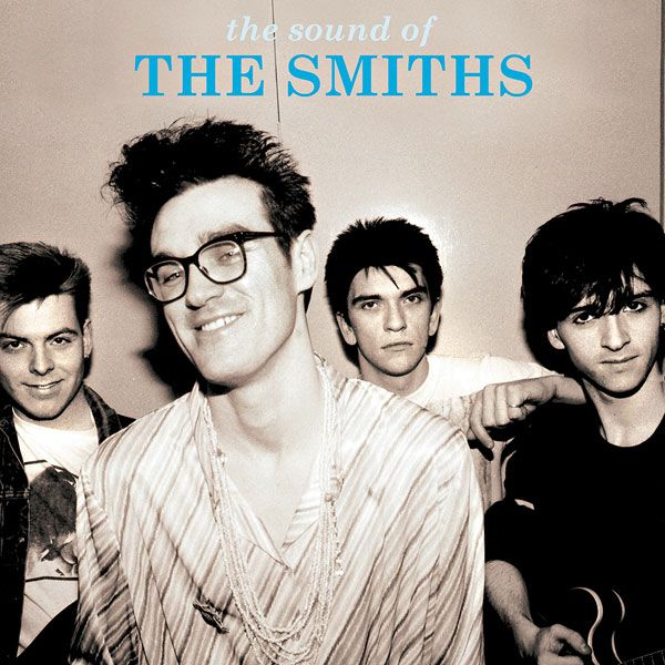 The Smiths - The Sound Of The Smiths album cover