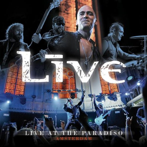 Live - Live At The Paradiso - Amsterdam album cover