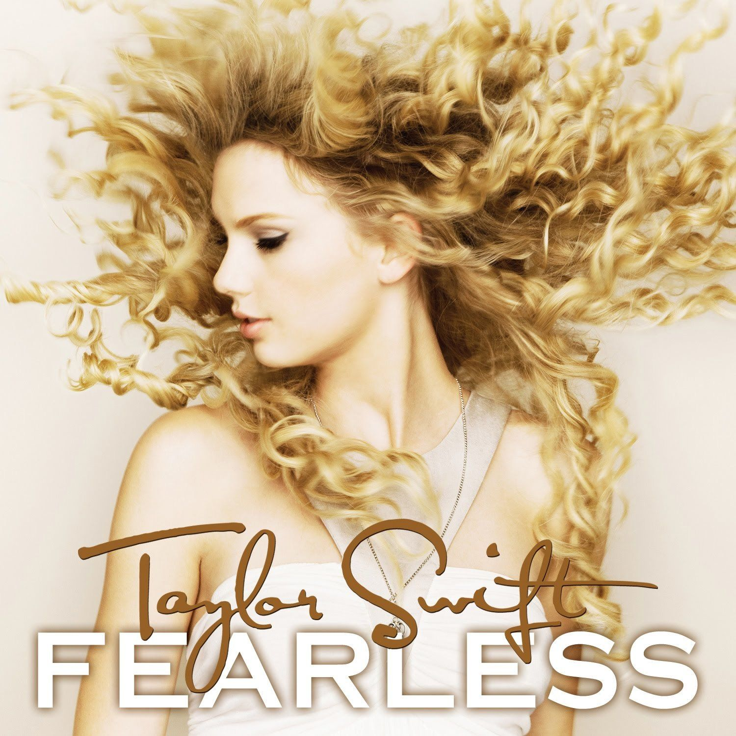 Taylor Swift - Fearless album cover